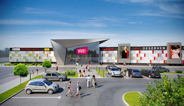5fb66824dec58 Immofinanz otvoril nové nákupné centrum Vivo! v poľskom Krosne - ABC ...
